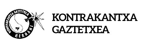 Kontrakantxa Gaztetxea